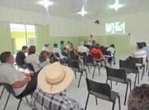 Construção de complexo avícola em Jaguariaíva foi assunto de reunião com vereadores e produtores rurais
