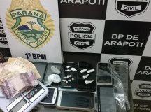 Polícia prende mais seis pessoas em Arapoti