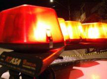Bandidos assaltam residência no Fluviópolis