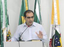 Vereador Divair teve projetos vetados pelo prefeito Braz Rizzi. Foto: Divulgação