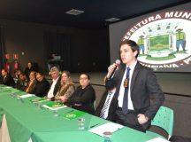 Audiência Pública debateu o problema da Segurança em Jaguariaíva