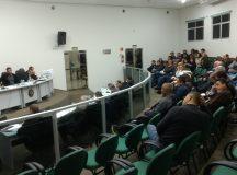 Câmara reprova as contas do prefeito Braz Rizzi