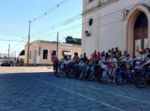 Turismo, de Jaguariaíva, participa da Festa do Padroeiro