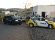 PM realiza operação nos municípios de Jaguariaíva e Sengés