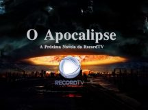 "Record define data de estreia da novela ""O Apocalipse"""
