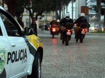 Operação realizada pelo comandante do 12º BPM na data de 19-05-2016 denominada Curitiba contra o Crime, iniciada na praça rui barbosa que se entendeu para todo o centro de Curitiba