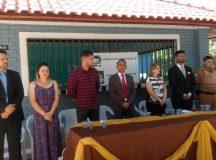 Cerimônia marcou inauguração da sede dos Conselhos da Comunidade e de Segurança Pública