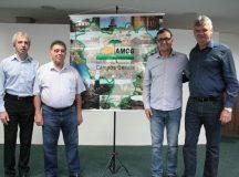 Slobodá é novamente aclamado como presidente da AMCG