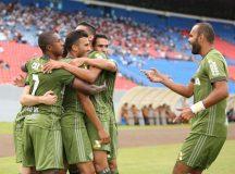 Coritiba vence Londrina e segue com chances de classificação