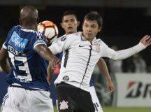 Na estreia da Libertadores, Corinthians empata sem gols com o Millonarios