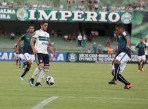 Coxa perde em casa por 3 a 0 para o Maringá