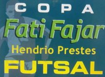 Copa Fati Fajar Hendrio Prestes de Futsal começa nessa segunda(12)