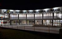 Campus da UTFPR é um dos alvos da operação. Foto: Divulgação