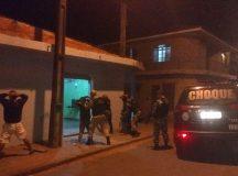 PM realizou operação ostensiva em Jaguariaíva