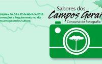 """Abertas inscrições para o concurso fotográfico """"Sabores dos Campos Gerais"""""""