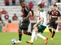 Atlético perde para o Palmeiras na quarta rodada do Brasileirão