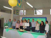 Contrato para reforma do CEEBJA de Jaguariaíva foi assinado nesta semana