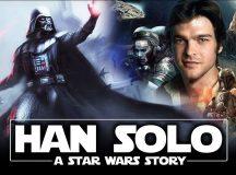 Han Solo: Uma História Star Wars – Dias 09, 10, 16, 17, 23 e 24/06