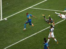 Seleção vence a Costa Rica nos acréscimos