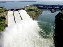 Itaipu fecha semestre com geração de 50,16 milhões de energia
