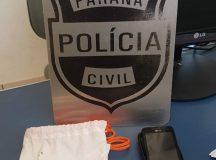 Duas mulheres são presas em Arapoti acusadas de tráfico de drogas