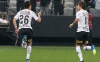 Corinthians vence Botafogo por 2 a 0, na Arena Corinthians
