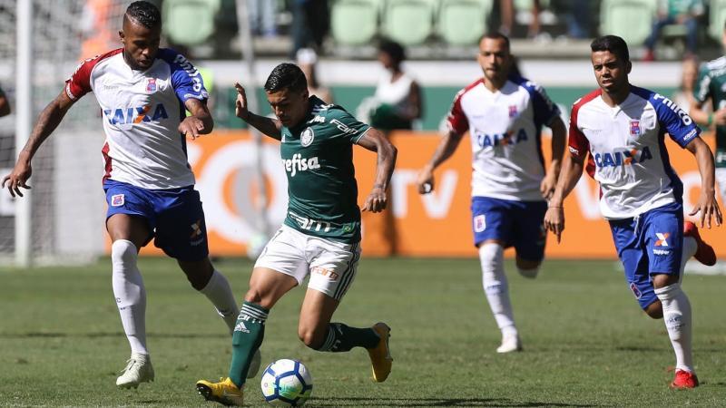 Folha Paranaense – Paraná não faz um bom jogo e perde por 3×0 para o ... e5a62f6dcd9c8