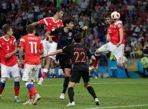 Croácia vence a Rússia e enfrenta Inglaterra nas semifinais