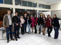 Uninter Arapoti realizou confraternização com representantes de escolas e autoridades