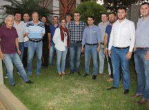Deputado Alexandre Curi se reuniu com lideranças em Arapoti