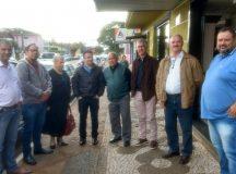 Candidatos iniciam campanha com visitas a Arapoti e Jaguariaíva