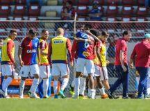 Paraná Clube luta até o fim e consegue o empate no último lance do jogo: 1×1