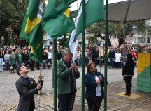 Jaguariaíva inicia atividades comemorativas à Semana da Pátria