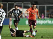 Atlético perde de virada para o Galo em Minas