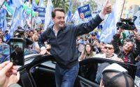 Ratinho Júnior é eleito governador do Paraná no primeiro turno