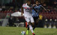 São Paulo empata com o Grêmio no Morumbi
