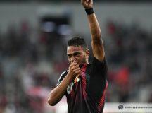 Atlético vence o Fluminense e abre vantagem nas semifinais