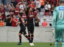 Jogando com reservas, Furacão fica no empate contra o Ceará