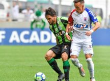 Paraná Clube encerra o jejum de vitórias e complica a vida do América-MG