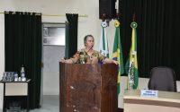 Secretária de Planejamento apresentou previsão orçamentária de R$ 112 milhões para 2019. Foto: Divulgação