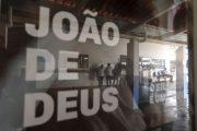 Abadiânia: Movimentação na Casa de Dom Inácio, onde o médium João de Deus realiza atendimentos e cirurgias espirituais. (Foto: Marcelo Camargo/Agência Brasil)