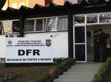Paraná tem redução de 25 mil roubos e furtos em 2018  -  Foto: Arquivo ANPr