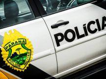 PM prende dois jovens com 124 gramas de maconha em Jaguariaíva