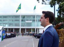 Posse do Governador Carlos Massa Ratinho Júnior  -  Curitiba, 01/01/2019  -  Foto: Rodrigo Félix Leal