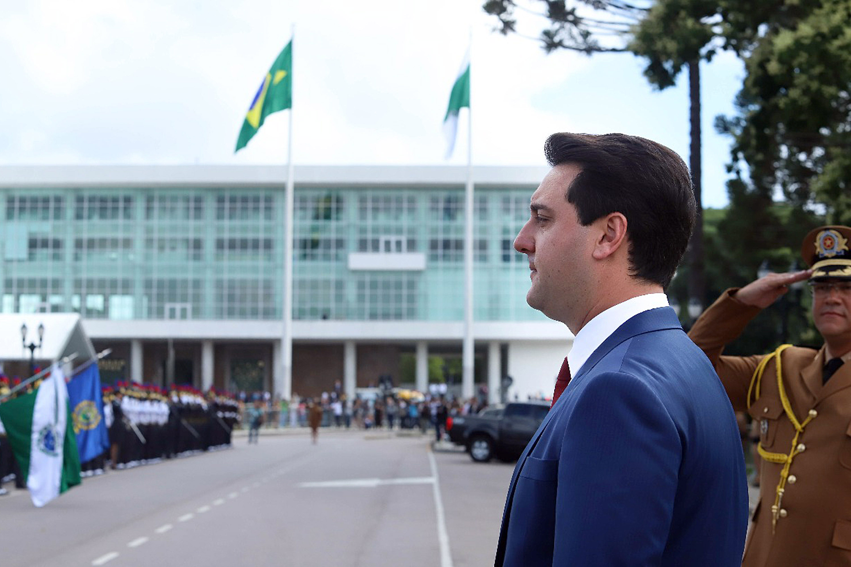 Posse do Governador Carlos Massa Ratinho Júnior – Curitiba 958c853f545