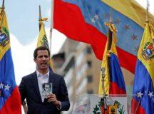 Juan Guaidó, presidente da Assembleia Nacional da Venezuela, declarou-se presidente interino do país Reuters/Carlos Garcia Rawlins/Direitos Reservados