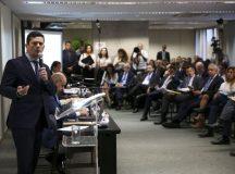 Ministro Sérgio Moro idealizador do pacote anticrime. Foto: Marcelo Camargo/Agência Brasil