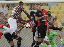 Copa Sulamericana: Fluminense e Antofagasta empatam 0-0 no Maracanã