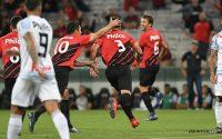 Athletico venceu o Operário por 3 a 0 e manteve liderança no Paranaense