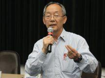 Secretário Municipal de Administração e RH, Hissashi Umezu.